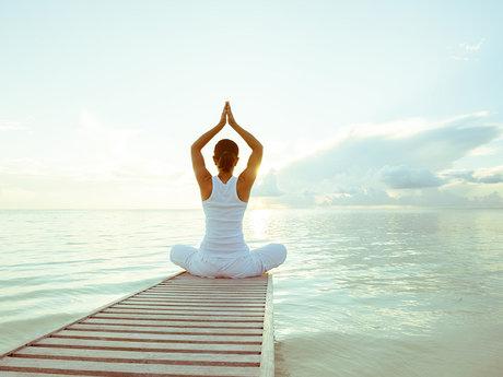 Hooping, begineer yoga
