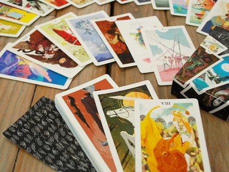 Virtual or in person Tarot Reading