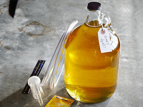 Teach you to make wine/mead/cider