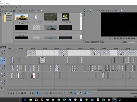 Video Editor (4 minutes max)
