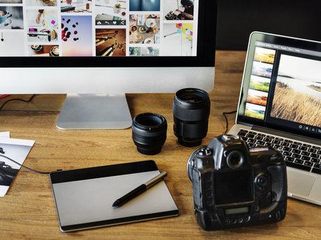 Photo editing!