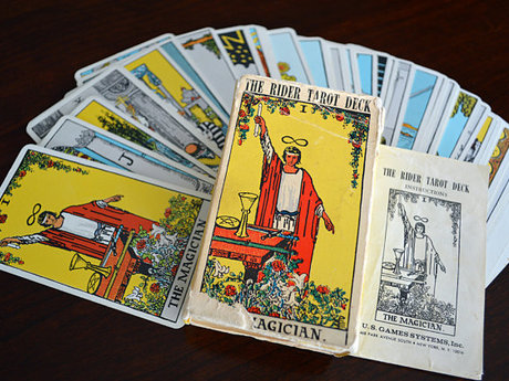 4 Card Tarot Card Reading