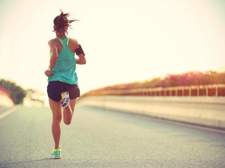 Jogging partner- exercise motivator