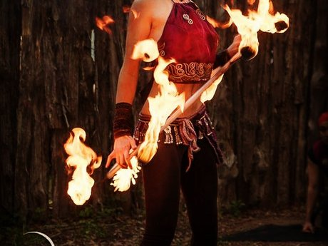 Fire Spinning/Event Entertainment