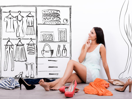 Personal shop/outfit coordinator