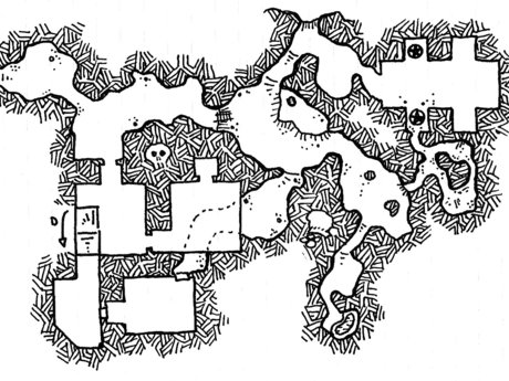 Dungeon Maps Full Service