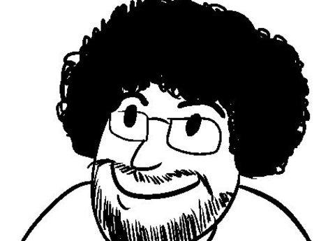 Quick Cartoon Face Sketch of You!