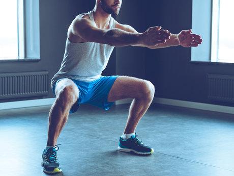 1000 squat challenge buddy