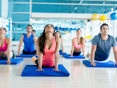 Yoga lessons (group and private)