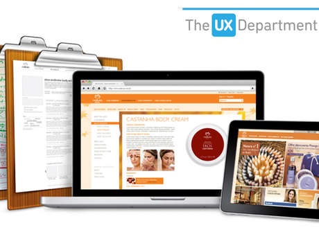UX / UI Web, App, Digital, Print