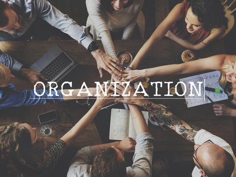 5'S  organization