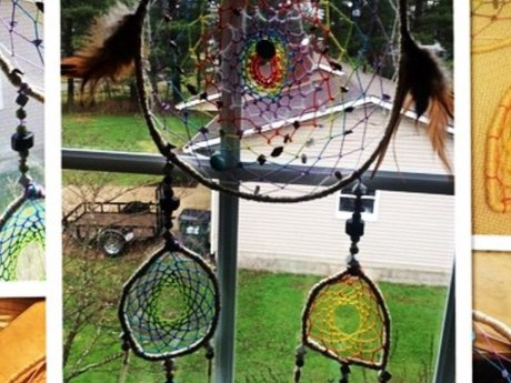 Dream Catcher Maker