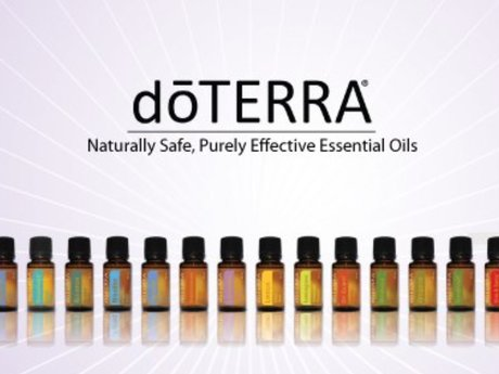 Essential Oil Doterra Samples