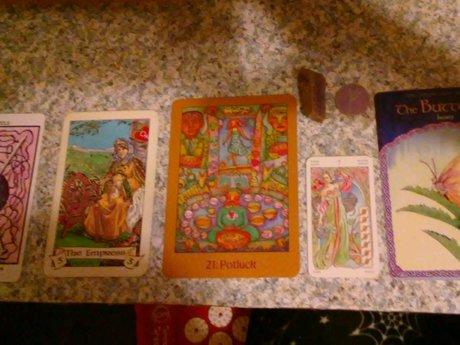 30 Minute Card/Rune Reading