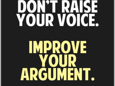 Argument Revision/Consultation