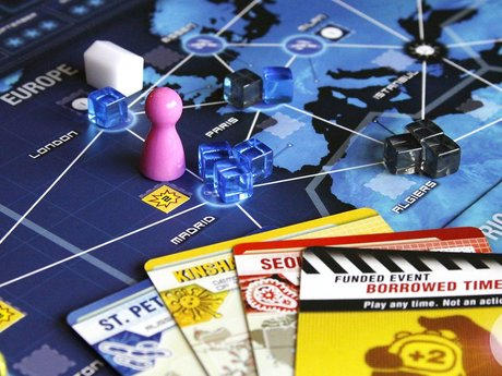 Learn a boardgame!