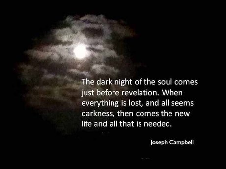 """Dark Night of the Soul"" Encourager"