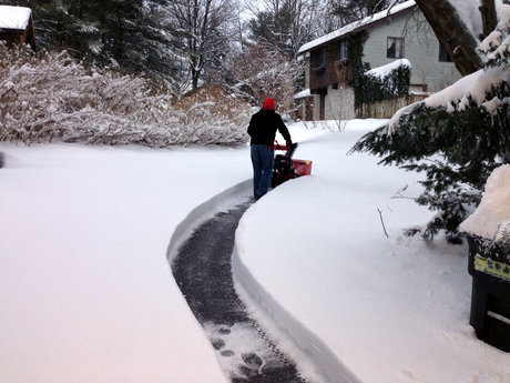 Yard Work Help; Snow Shoveling