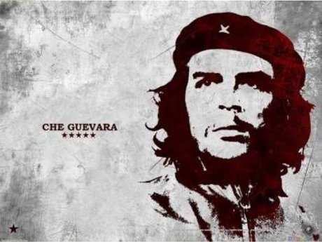 Cool poem about Che Guevara