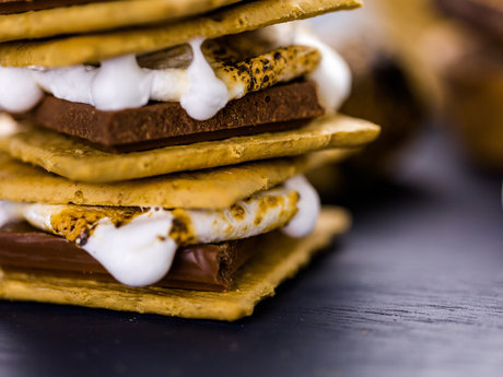 Deluxe Smores catering! :D