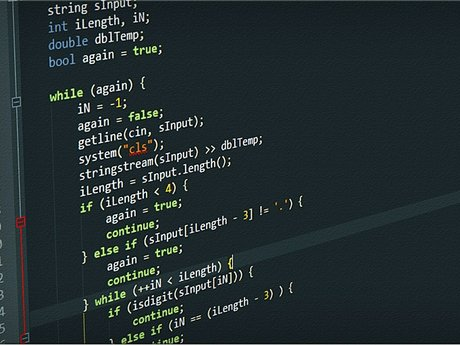 College program debugging help