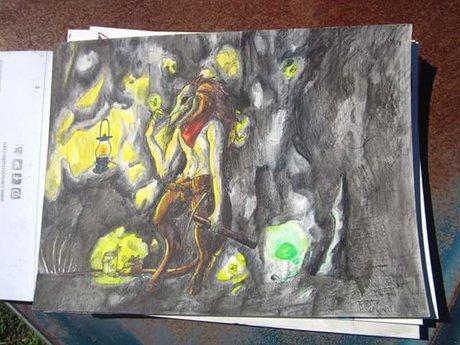 Custom Watercolor Paintings