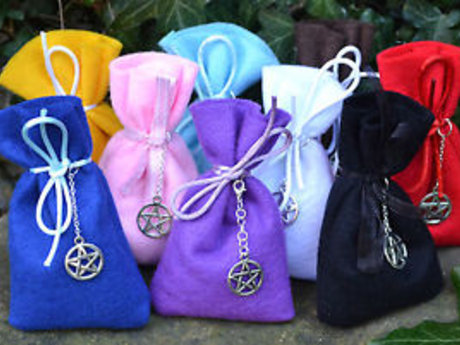 Spell Bags & How to Make!