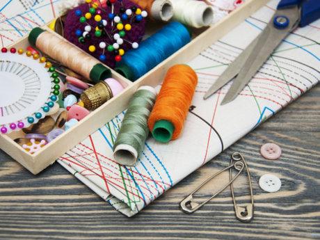Mending (Clothes,stuffed toys,etc)