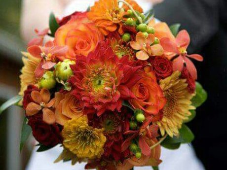 How to do your own wedding flowers!