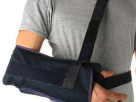 Healing Wrist / Arm / Shoulder