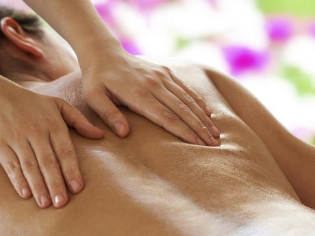 75-min Deep Tissue Massage