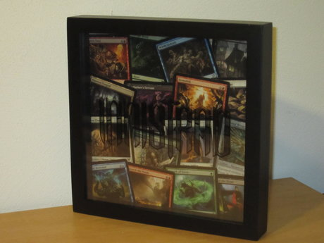 MTG  Expansion/Block display