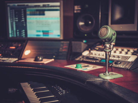 Audio production mixing and masteri
