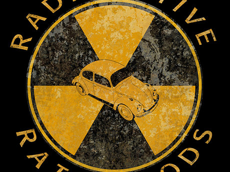 Radioactive Rattlerods SOLD