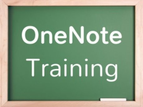 OneNote Training - 1 Hour