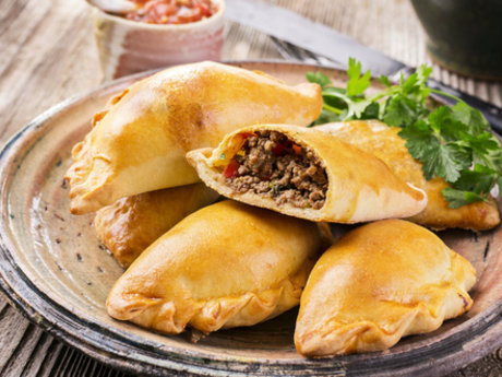 Teach you to make empanadas