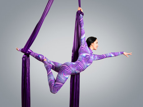 Introductory Aerial Silks
