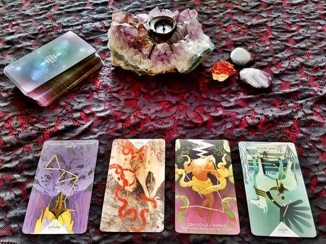 Tarot Reading via Simbi or Email