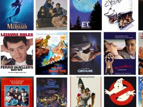 The 80's, Movies Worth Watching