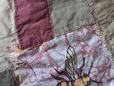 Mending, Patching, Darning, Sewing