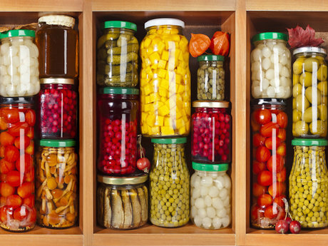 1 hour long-term food storage coach