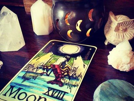 Virtual Tarot Reading