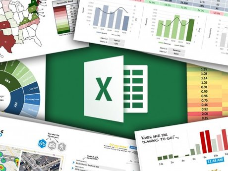 Create or fix excell spreadsheets