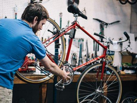 Mountain Bike Tech Skills Lesson