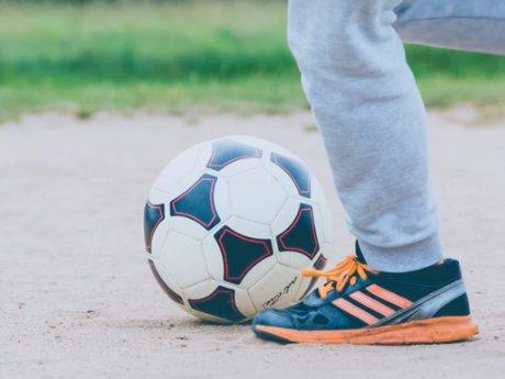60-min of soccer