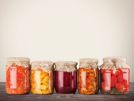 Canning and Cooking