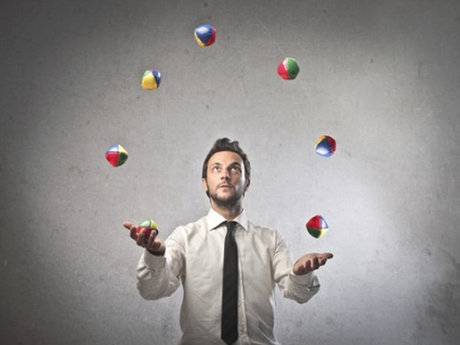 30 minute Juggling Lesson