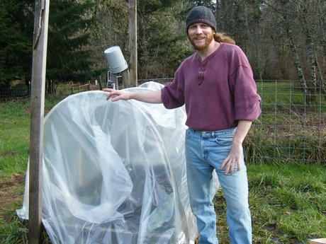 Cold frame Gardening Consult