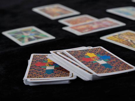 Dreamers deck Tarot Reading