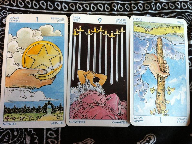 3 Card Tarot Reading Jessie Tollestrup Simbi
